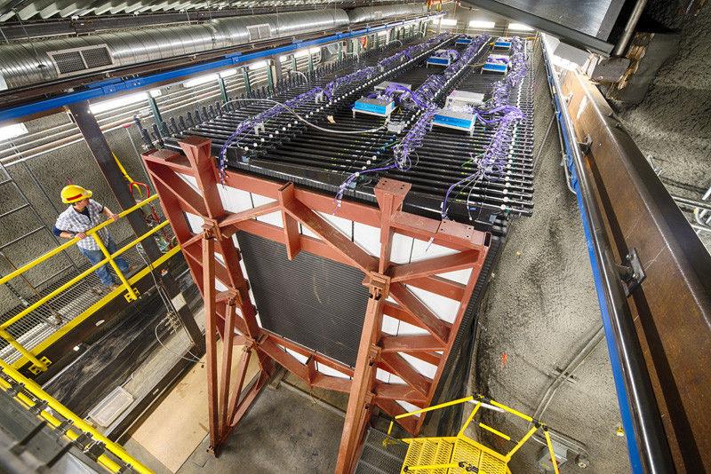 Эксперименты с нейтрино позволят объяснить барионную асимметрию Вселенной