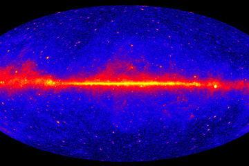 Загадка гамма излучения Вселенной решена