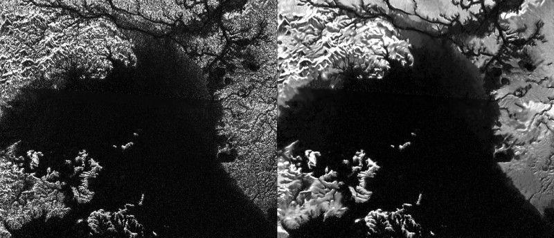 Новая возможность рассмотреть в деталях самый большой спутник Сатурна - Титан