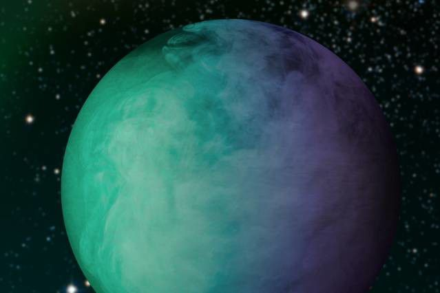 «Облачно, дожди из силикатов» — ученые анализируют атмосферу экзопланеты-гиганта
