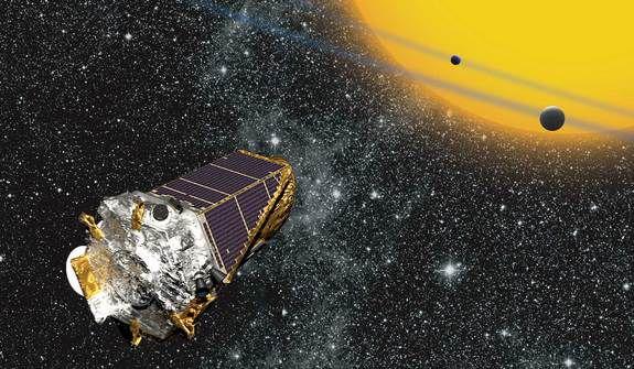 С Днем рождения, Кеплер! Охотник на планеты отмечает 6 лет в космосе