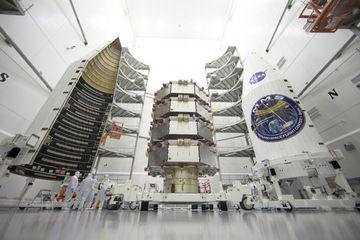В четверг для изучения магнитного поля Земли НАСА запустит 4 спутника