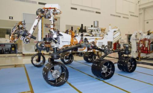 Curiosity «здоров»! Марсоход возобновил работу после короткого замыкания