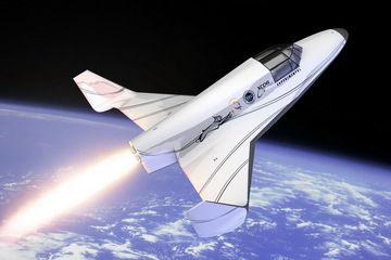 В частной космической компании XCOR Aerospace новый генеральный директор