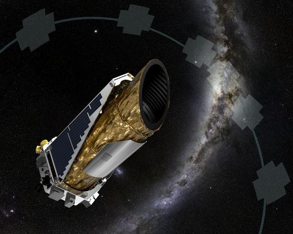 Команда исследователей миссии «Кеплер» удостоена значимой награды