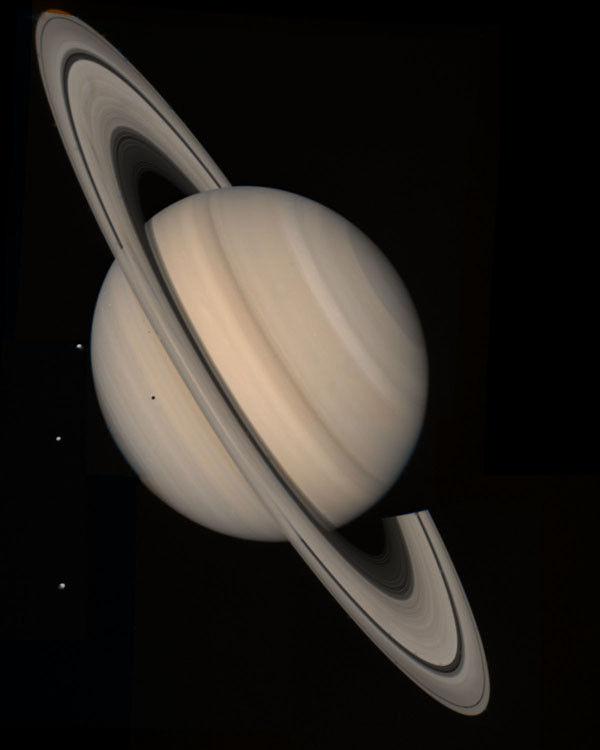 Период собственного вращения Сатурна измерен с более высокой точностью