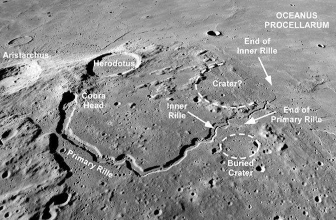 В лавовых трубках на Луне могут поместиться целые города, считают ученые