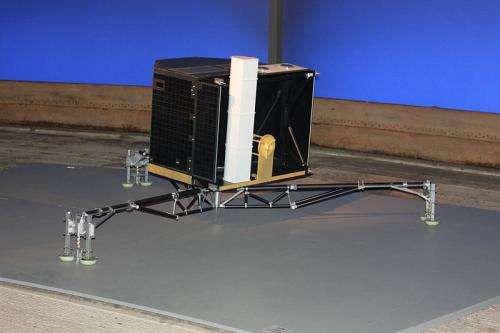 Ученые не оставляют попыток выйти на связь со спускаемым аппаратом «Филы»