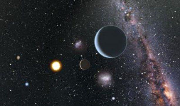 В 54 световых годах от Земли открыта новая планетная система… роботом!