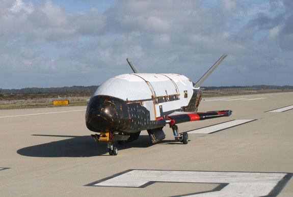 ВВС США планируют новый тестовый запуск сверхсекретного беспилотника X-37B