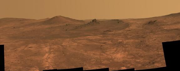 No word from Mars rover as dust storm worsens  CBS News
