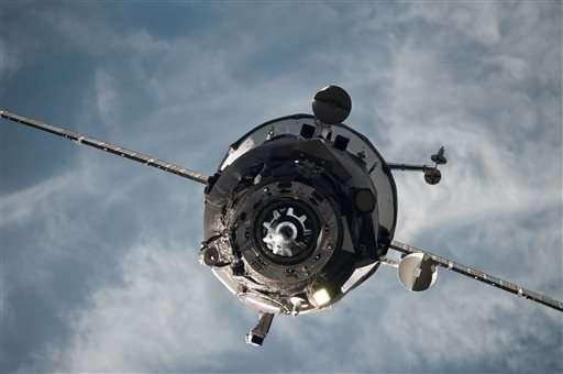 «8 мая «Прогресс» прекратит свое существование», - сообщает Роскосмос