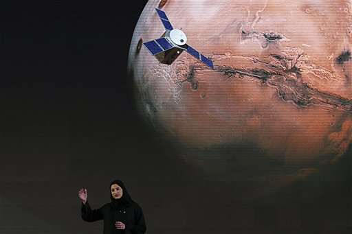 ОАЭ планируют запустить зонд «Hope» для изучения атмосферы Марса
