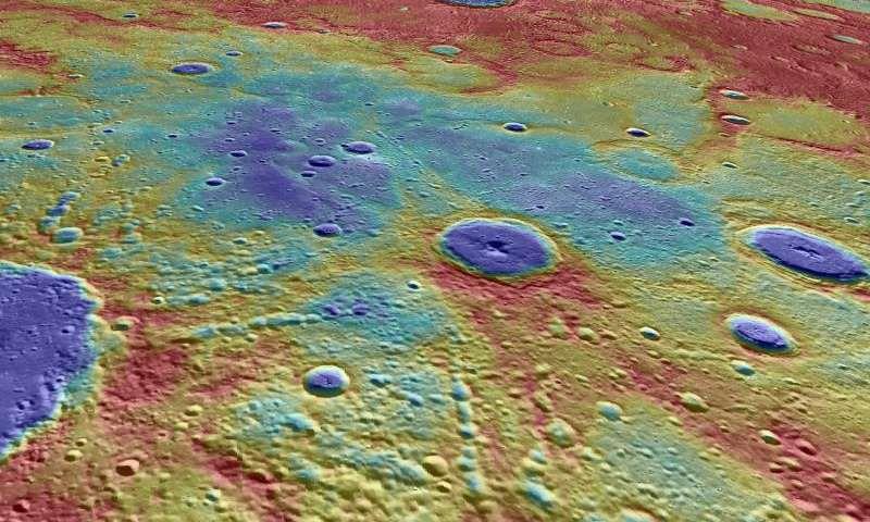 Зонд MESSENGER раскрывает секреты магнитного поля Меркурия
