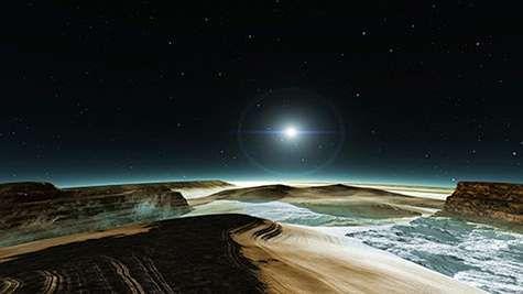 Зонд «Новые горизонты» готовится к первой встрече с новым классом миров