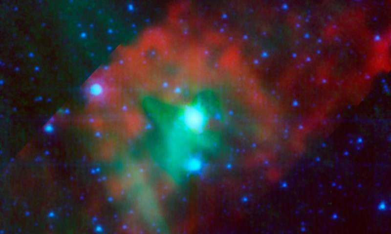 Ученые обнаружили, что у Дельты Цефея есть звезда-компаньон