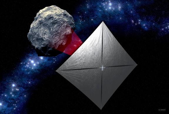 НАСА призывает частные космические компании к работе над крошечными кубсатами