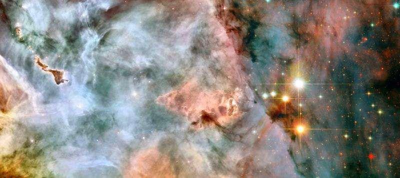 Получено новое подтверждение того, что у Млечного пути четыре спиральных рукава