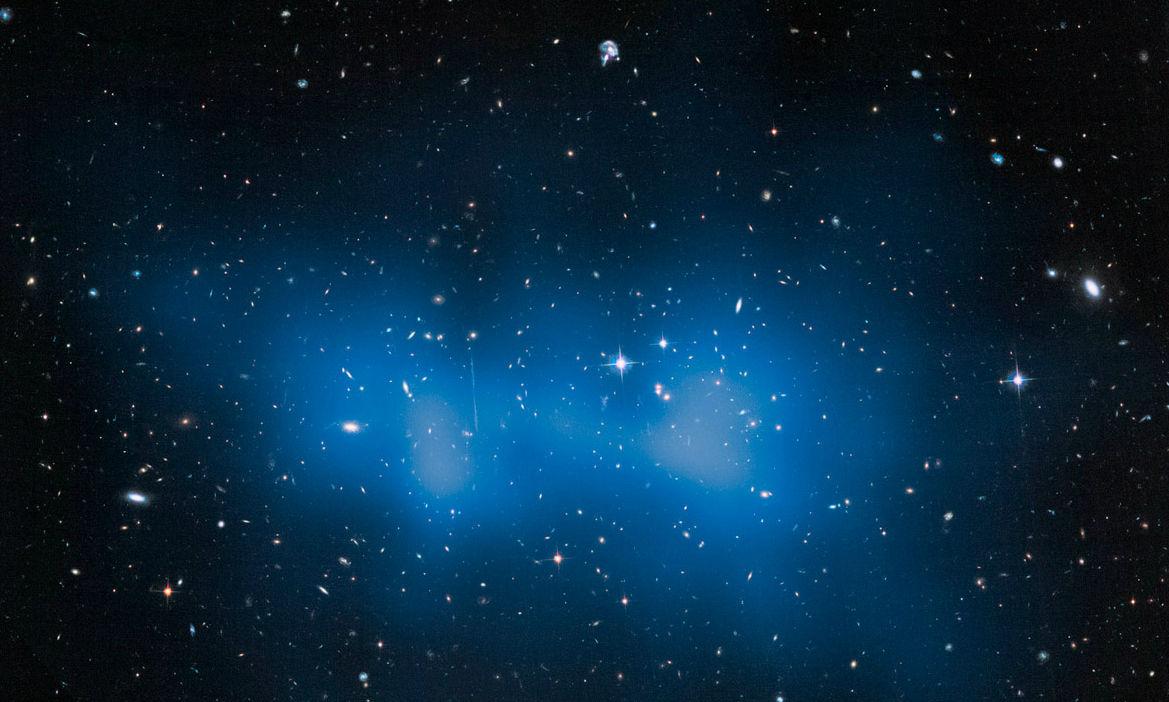 Ученые предлагают новый взгляд на проблему темной материи