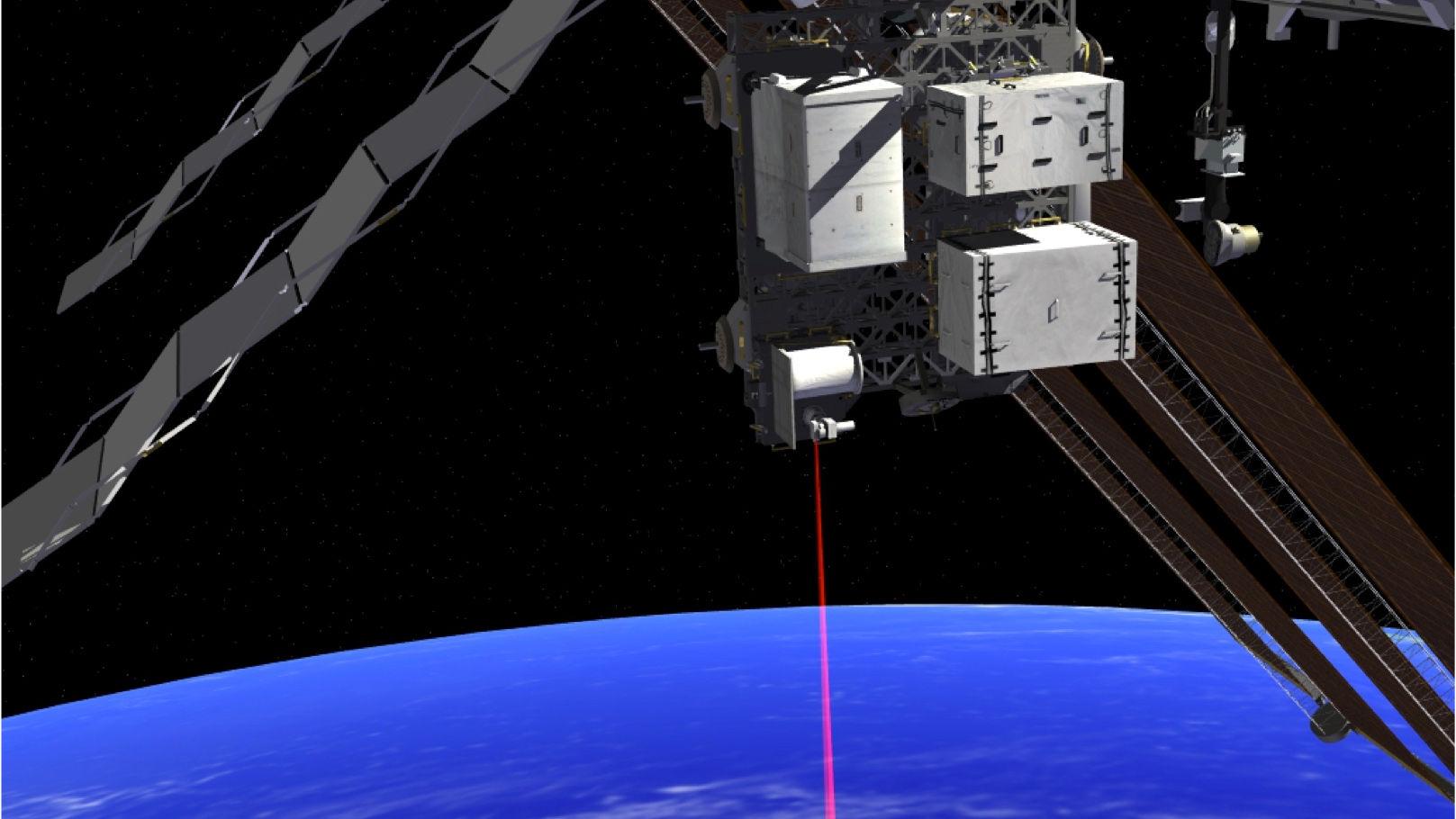 Инструмент OPALS ускоряет передачу данных из космоса на Землю
