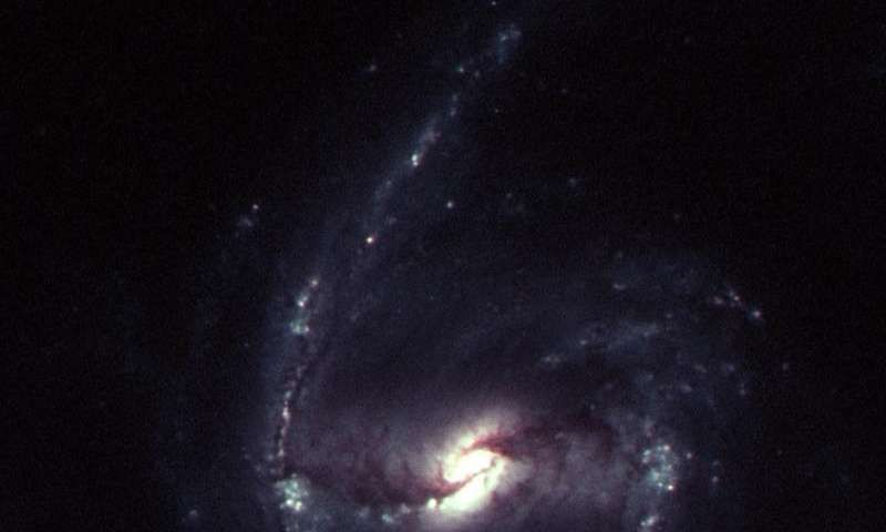 Взрыв сверхновой удивляет ученых