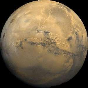 Земные микроорганизмы могут выжить в условиях низкого давления на Марсе