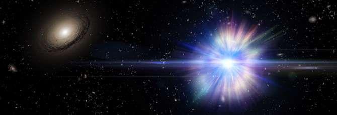 Вытолкнутые из галактик звезды взрываются вдали от родительских галактик