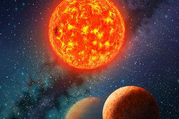 Ученые определили массу экзопланеты, которая по свои размерам меньше Земли