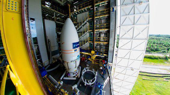 Sentinel-2A будет запущен во вторник