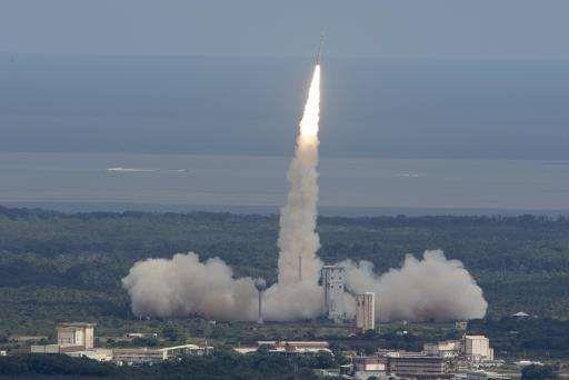 Спутник Sentinel-2A был успешно запущен с космодрома Куру