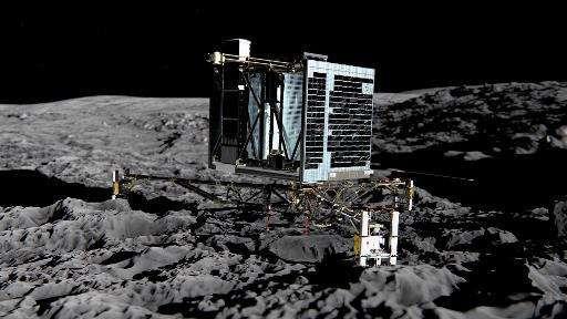 ЕКА приняло решение продлить миссию «Розетта» до сентября 2016 года