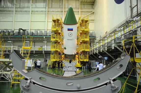 Космический грузовик «Прогресс» в пятницу утром будет запущен на МКС