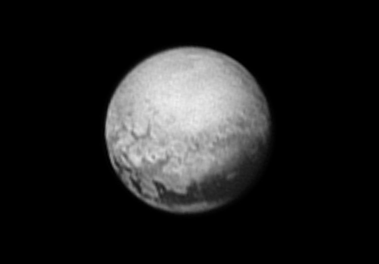 Новый снимок Плутона открывает геологию карликовой планеты