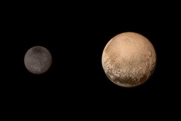 Пролет мимо Плутона прошел успешно! Зонд НАСА этой ночью