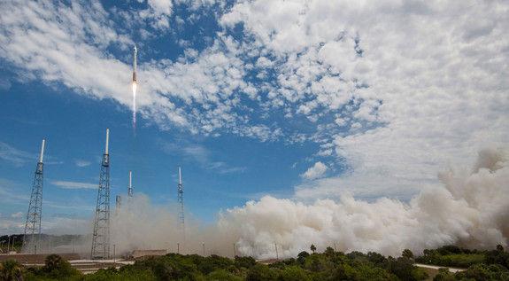 ВВС США запустили очередной спутник GPS нового поколения