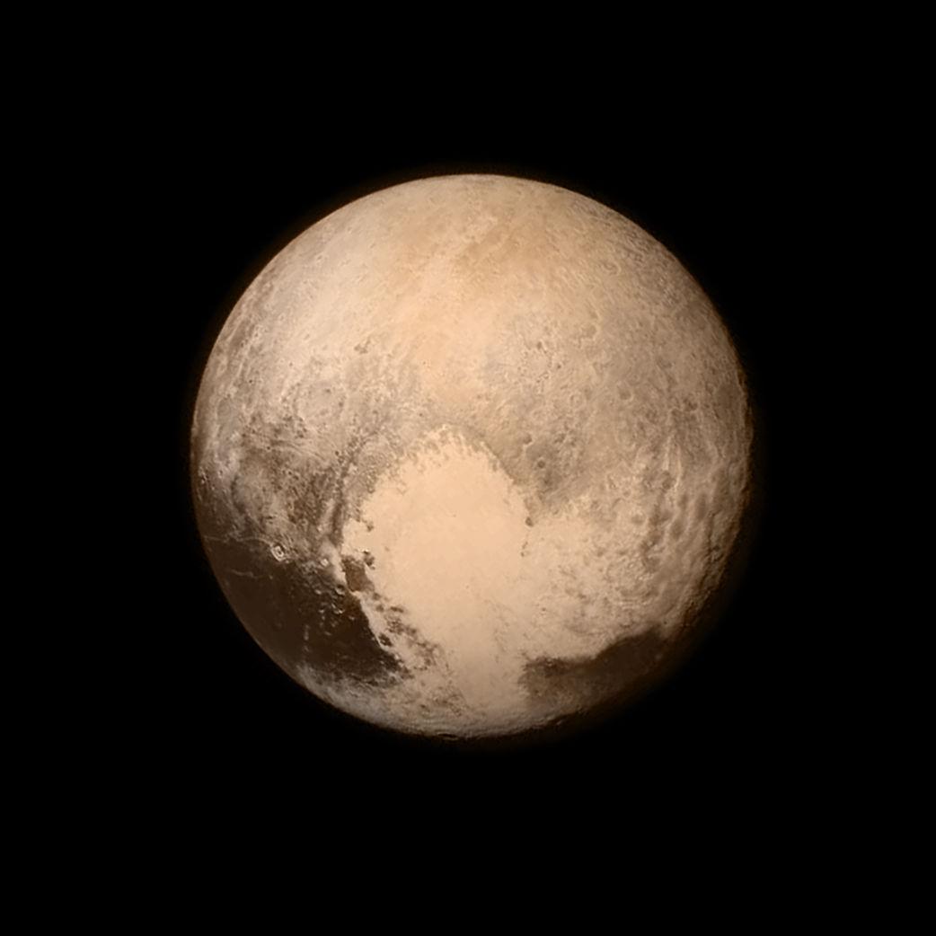 Посетив Плутон, зонд НАСА продолжит путешествие по нашей галактике