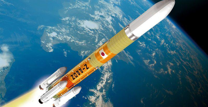 Японская ракета H-3