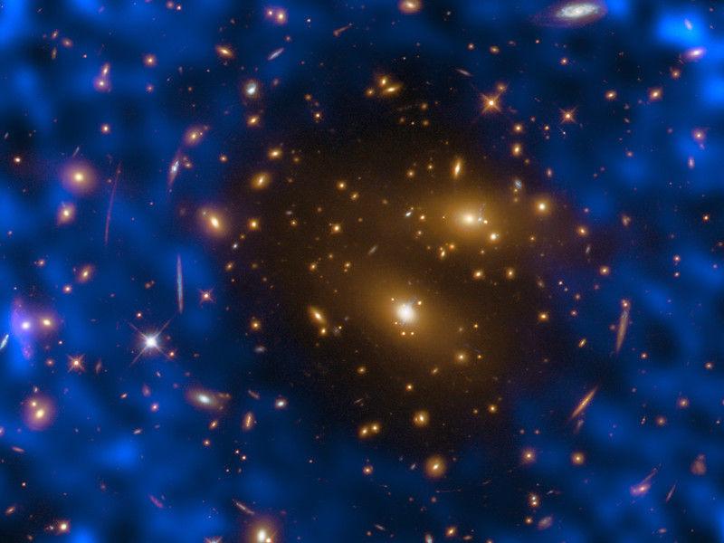 Телескоп ALMA подтвердил свою способность видеть «дыры» в реликтовом излучении
