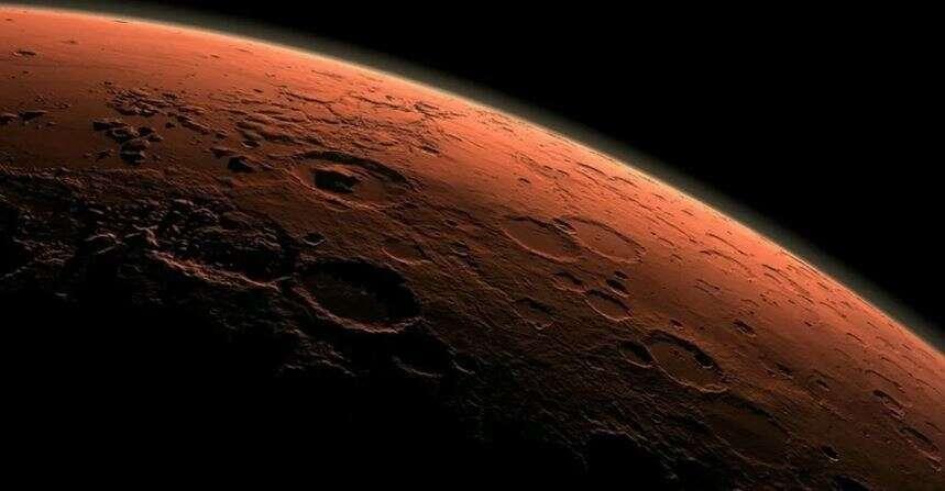 Стародавні мінерали на Марсі відкрили